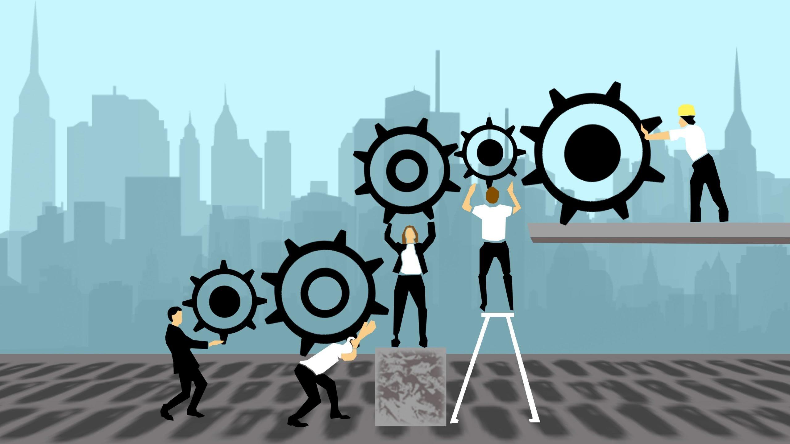 بناء الفريق الفعّال والمستدام