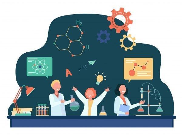 الكيمياء والعلوم